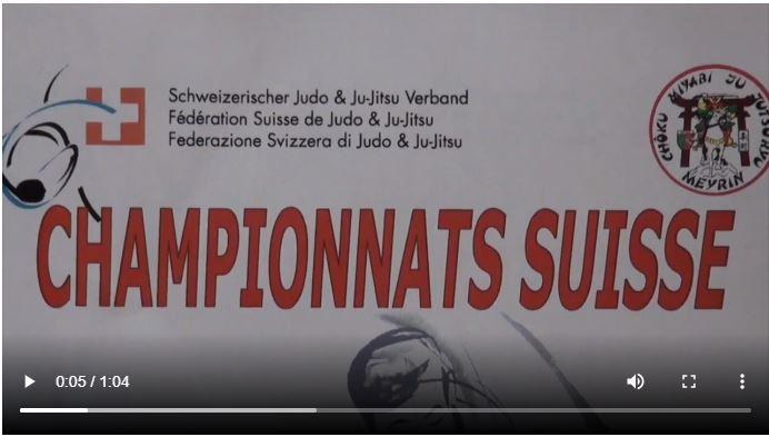 2015 Championnats suisses J-J et Kata