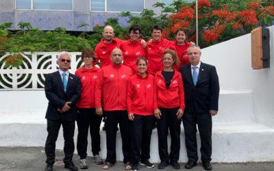 2019 – Championnats d'Europe de Kata