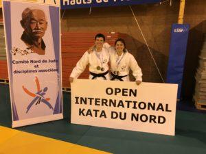 10ème Open international de kata à Lambersart, France