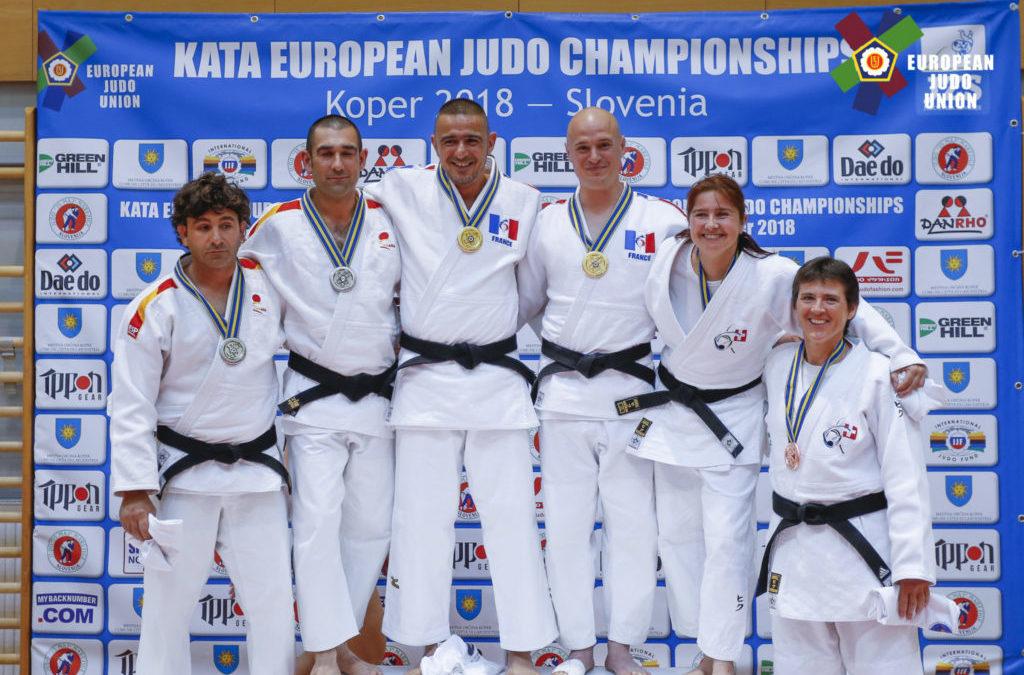 2018 Championnats d'Europe de Kata