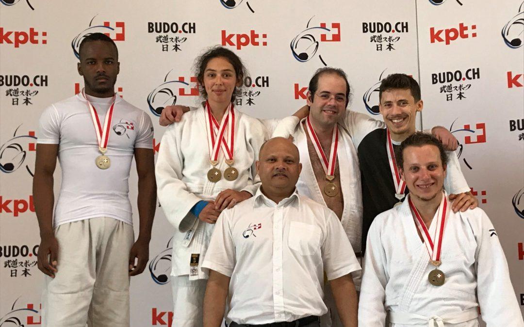 Championnats Suissses de Ju-Jitsu 2019