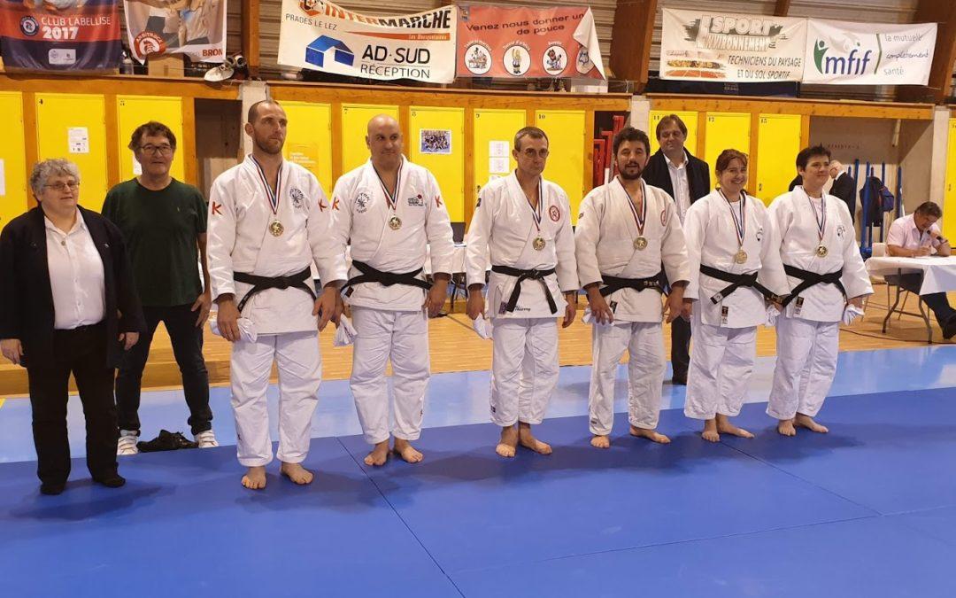 2020 Open Sud Kata Prades-le-Lez